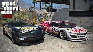 GTA 5 Roleplay - DOJ 280 - De-sync Racing (Criminal)