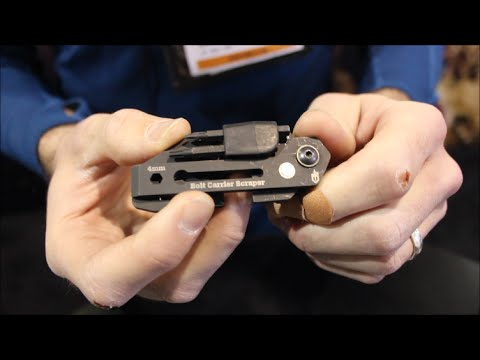 Multi-Tool For Your AR-15 - Fits In The Pistol Grip: Short Stack from Gerber - Shot Show 2015