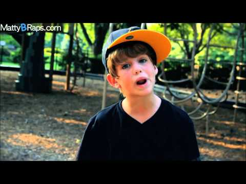 8 YEAR OLD RAPS BEYONCE - BEST THING I NEVER HAD