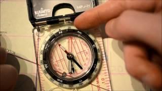 Suunto MC-2 Compass Overview