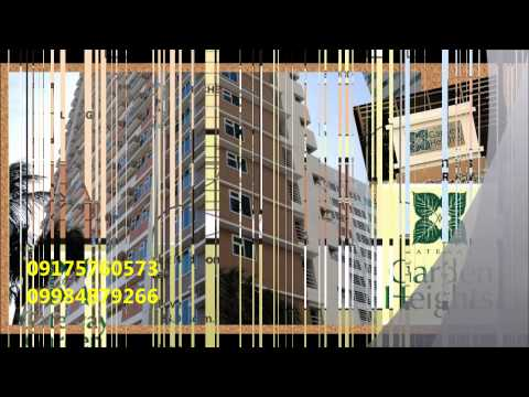 Garden Gateway Heights Pioneer Mandaluyong By Robinson Rent To Own Condo