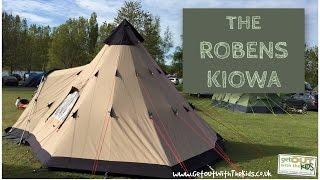 A tour of the Robens Kiowa Tent