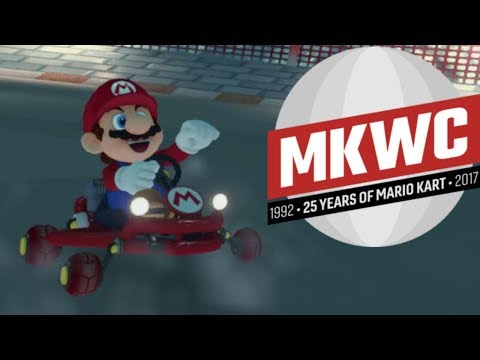 Mario Kart World Cup 2017 - Deluxe 200cc North America Vs. Europe Selected Races