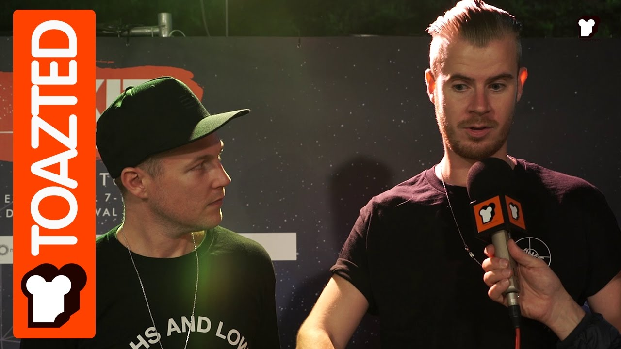Wilkinson & MC Ad-Apt | On the Drum 'n' Bass Revival,Afterglow & Backstage  | Toazted