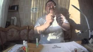Усатая безмотылка - Стопроцентный убийца