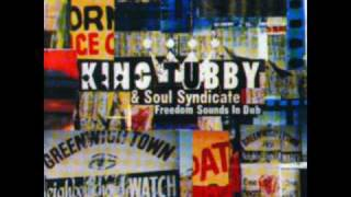 King Tubby & The Soul Syndicate - Jah Is Coming In Dub