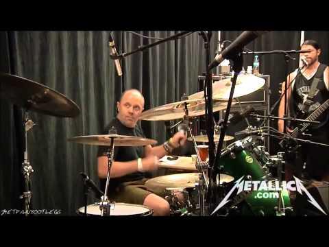 Metallica - Leper Messiah in Tuning Room [Mexixo City August 4, 2012] HD mp3