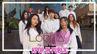 "[KPOP IN PUBLIC] LOONA (이달의 소녀) ""BUTTERFLY"" Dance cover by OneForAll from AUSTRALIA"