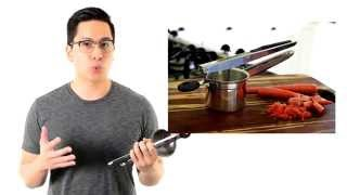 Potato Ricer and Potato Masher - Make Perfect Mashed Potatoes and More!
