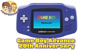 Game Boy Advance 20th Anniversary