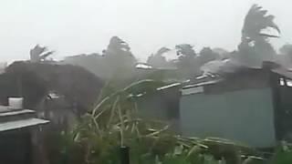 Cyclone Intense ENAWO à Antalaha (2017)