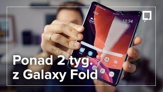 SAMSUNG GALAXY FOLD: jak wygląda ekran po 2 tyg.?