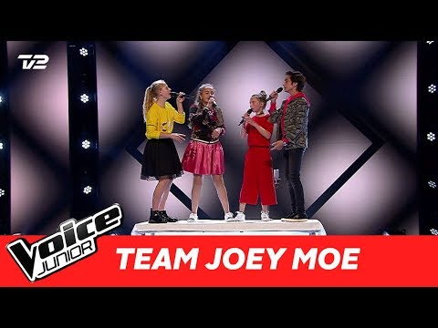 "Kaan, Olga, Emma, Anna-Inez (Team Joey) | ""Me and my broken heart"" 