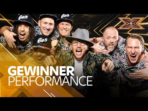 EES & The Yes-Ja! Band | Gewinnerperformance | Finale | X Factor Deutschland 2018