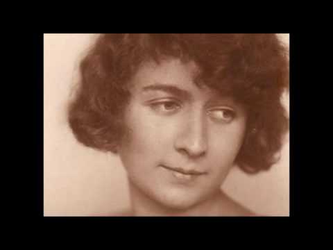 """Ilse Weber, """"Wiegala"""""""