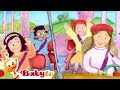 Wheels on the Bus | Kids Songs & Nursery Rhymes | BabyTV