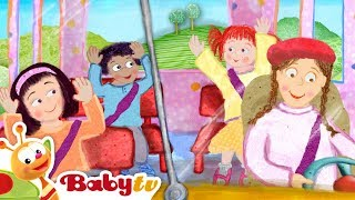 Wheels on the Bus | Kids Songs & Nursery Rhymes | BabyTV