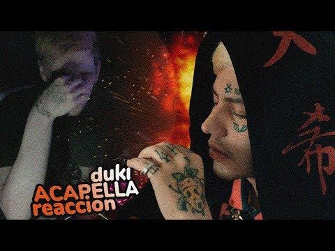 DUKI – Acapella (Letra)