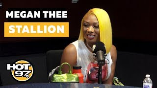 Megan Thee Stallion On Sex Talk, Summer Jam, Relationships, & College Life