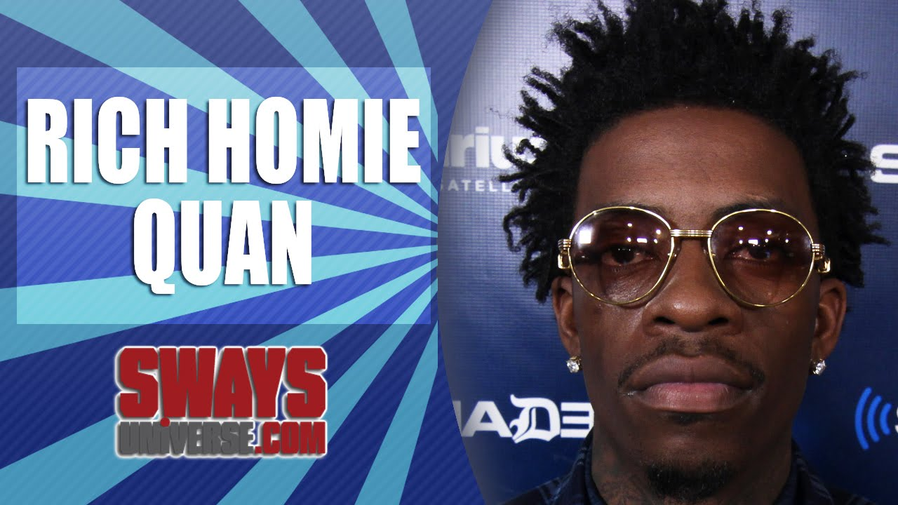 Rich Homie Quan Addresses Gay Rumors, Relationship With