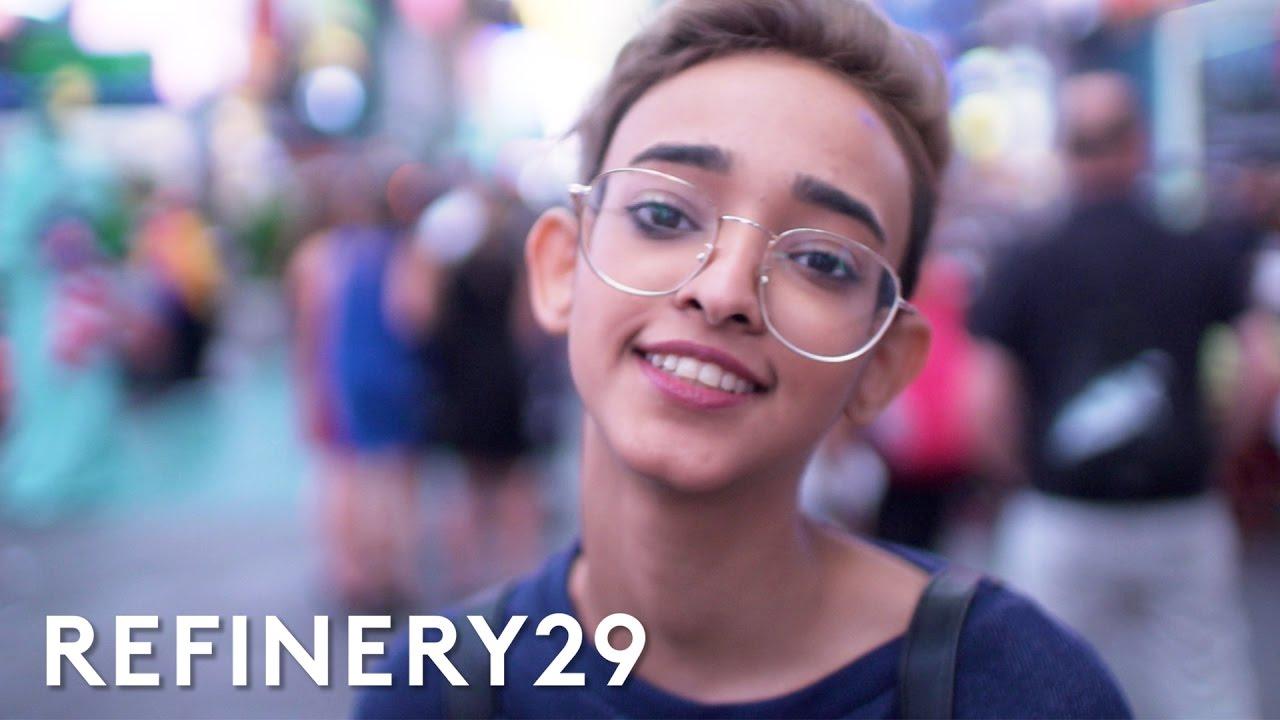 Meet Yemen's First Female Rapper: Amani Yahya | Refinery29 ...