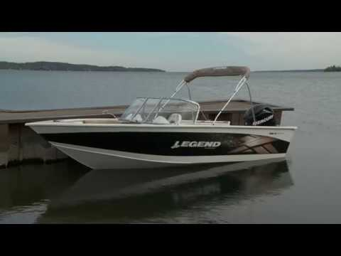 2012 Legend 18 Xcalibur Boat Review Youtube