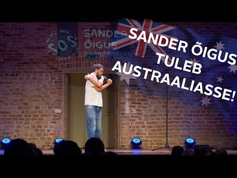 """Sander Õigus - """"Oo, Isamaa"""""""