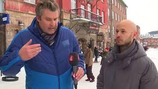 On Tour med Kindberg inför ÖFK:s Arsenal-möte - TV4 Sport