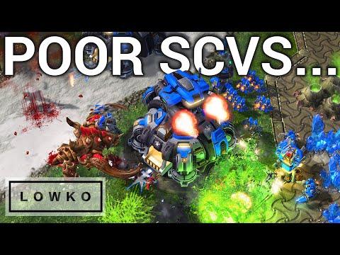 StarCraft 2: 220 WORKER KILLS?! (Clem vs DRG)