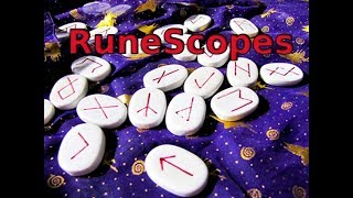 Libra 2020 RuneScope & Tarot Reading BREAKING PATTERNS