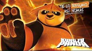 La Trilogía De Kung Fu Panda   #TeLoResumo