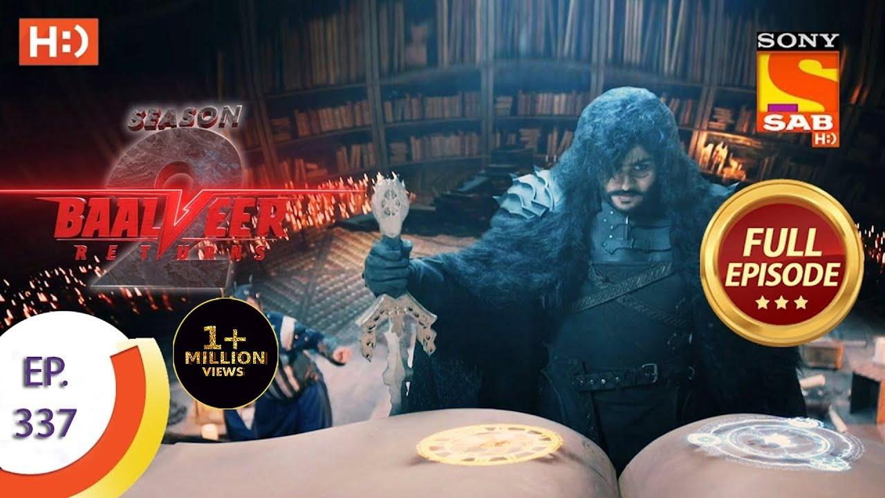 Download Baalveer Returns Season 2  - Ep 337  - Full Episode - 7th April, 2021