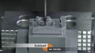 Fresas para mecanizado de grafito a alta velocidad  desbaste y acabado
