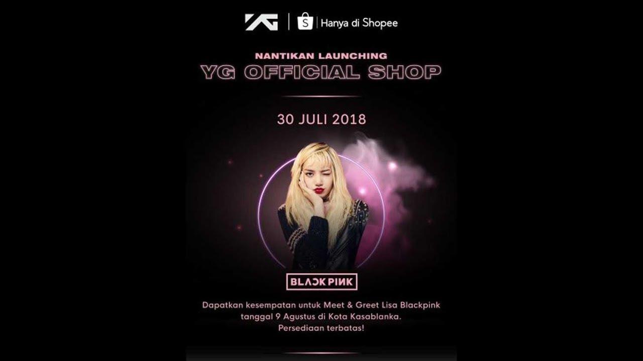 Shopee x lisa blackpink meet greet august 9 2018 in jakarta shopee x lisa blackpink meet greet august 9 2018 in jakarta indonesia m4hsunfo