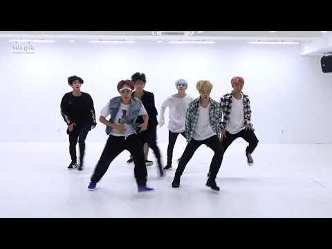 BTS (방탄소년단)- DNA Dance Tutorial (Mirrored)