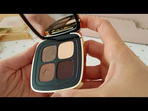 Claudia Schiffer Make Up & Artdeco collaboration, unboxing video & swatches
