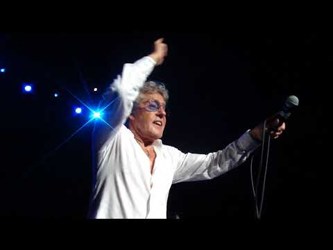 Baba O'Riley ROGER DALTREY @ Blossom Music Center TOMMY Cleveland Ohio July 8, 2018