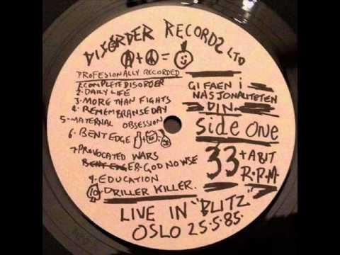 Disorder - Daily Life