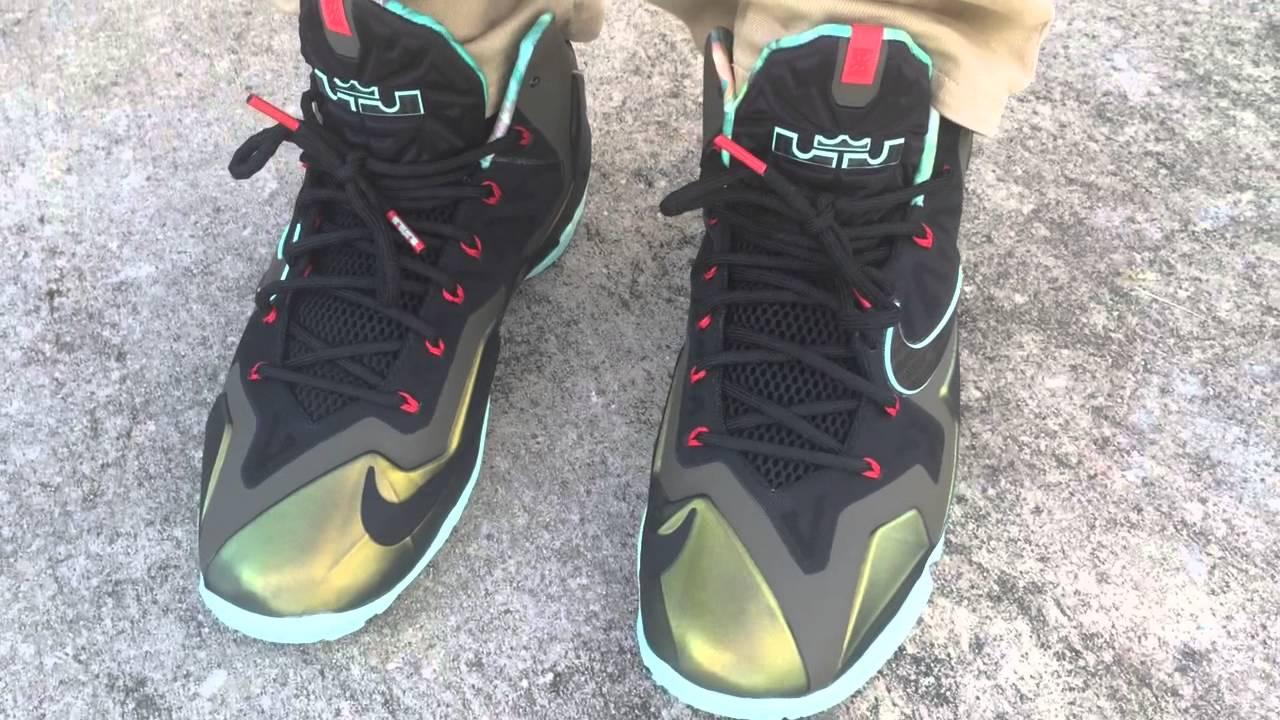 quality design bbd67 9708a Nike Lebron 11 XI