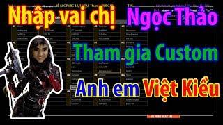 Giả gái hot girl gánh các anh Việt Kiều đấu giải và cái kết....