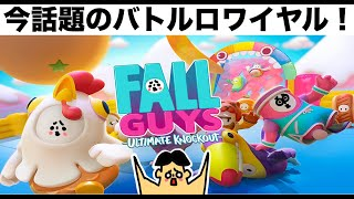 ドイヒーさんのダラダラゲーム実況「今話題のフォールガイズ・大規模オンラインバトルロイヤルパーティーゲーム」【Fall Guys: Ultimate Knockout】