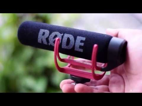 Rode VideoMic Go review with unboxing