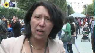 Malika Benarab-Attou au Forum Social Mondial 2013 | Un autre monde est possible