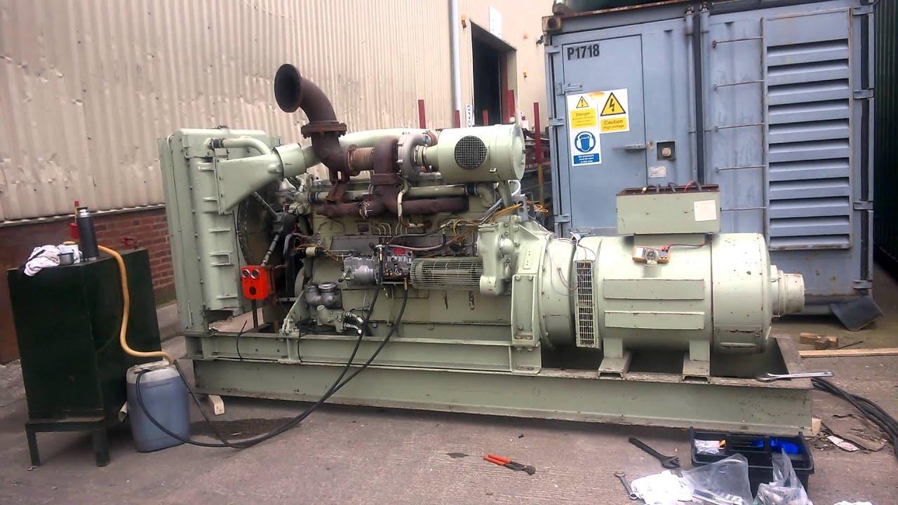 Doorman Diesel Generator