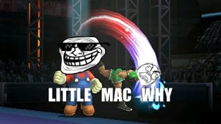 For Glory Little Mac in this nutshell of a video