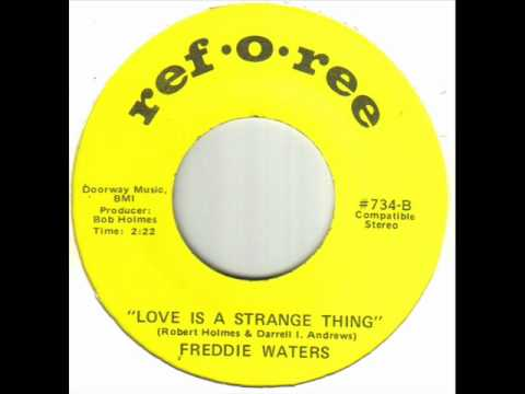 Freddie Waters You Promised Me Reality