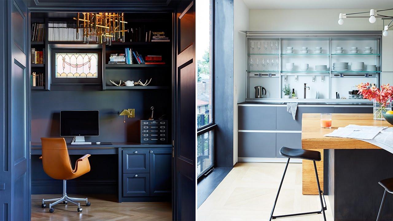 Interior Design — Stunning Modern Home Makeover - YouTube