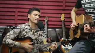 Вот это голос таджик поёт песню под гитаре