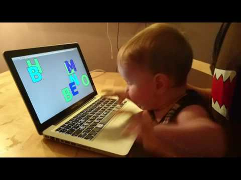 Keyboard Letters Game