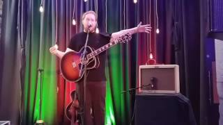 Gavin James - Fairytale of New York - Showcase 3arena, Dublin [HD]